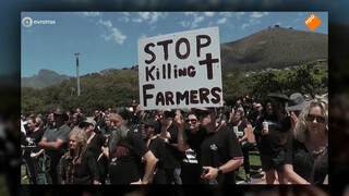 Stop de Plaasmoorden: Witte boeren in Zuid-Afrika vragen hulp aan Europa