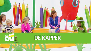 Joe en de kapper