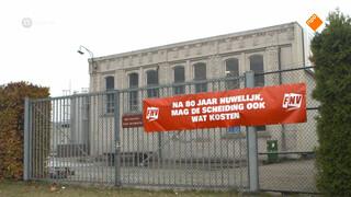 Geen rookworsten door staking Unox-fabriek Oss
