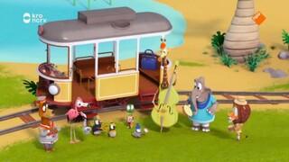 Ziggy En De Zootram - De Toekan Factor