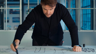 Close Up Big Time - Bjarke Ingels