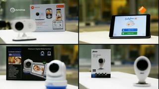 Test: Babyfoons met camera. Hoe zit het met veiligheid en gebruiksgemak?