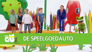 Joe en de speelgoedauto