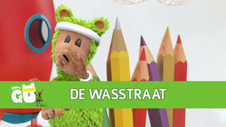 Joe en de wasstraat
