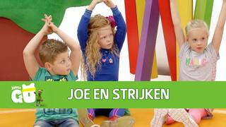 Joe en het strijken