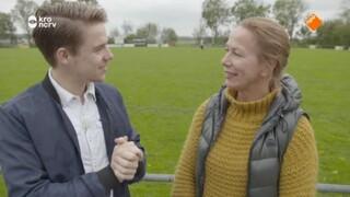 Heibel langs de lijn Hugo-Geert en Niek