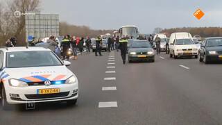 Veel tumult in de media rondom intocht Sinterklaas in Dokkum