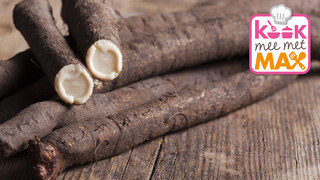 Kook mee met MAX Lasagne met schorseneren en gerookte zalmsnippers