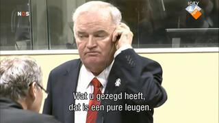 Mladic veroordeeld tot levenslang