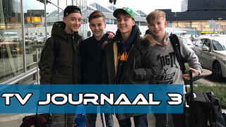Junior Songfestival - Tv Journaal 3: Fource Naar Georgië