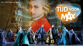 Tijd voor MAX Mozart in première