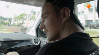 'Rijden, rijden, rijden!'