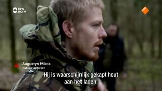 Brandpunt - Oorlog In Het Bos En Kinderen Achter Tralies