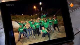 Freefight-hooligans rukken op: 'Het is jij of ik, dan ga je los'