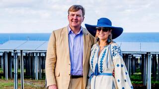 Koningspaar bezoekt Caribisch Nederland