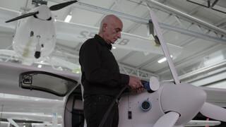 Tegenlicht: Groene vliegtuigpioniers