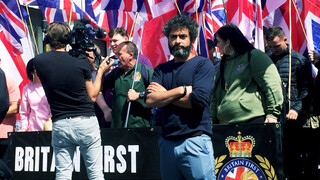 Danny Demonstreert Britain First