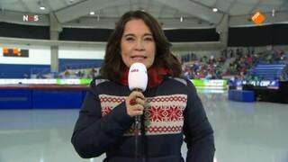 Schaatsen Wereldbeker Calgary