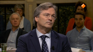 Arno Visser, president van de Rekenkamer
