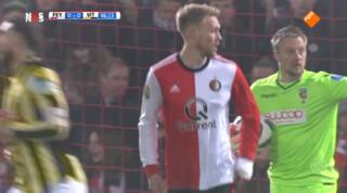 Samenvating Feyenoord - Vitesse