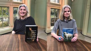 VPRO Boeken Madelon de Keizer en Sasja Janssen