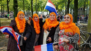Groeten uit Holland Prinsjesdag