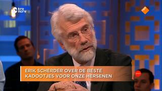 Neuropsycholoog Erik Scherder over hoe we ons brein jong en scherp houden