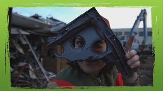 Afvalrace: hoe word je rijk van afval?