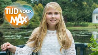 Tijd Voor Max - Driewerf Hoera Voor Amalia!