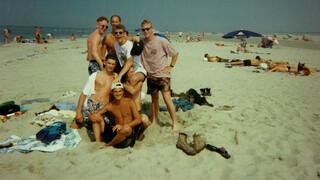 De eerste vakantie van... Sander Lantinga