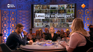 Documentairemaker Michiel van Erp zet Nederlandse vrijwilligers in het zonnetje