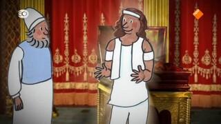 Verhalen uit de schatkist De stomverbaasde Zacharias