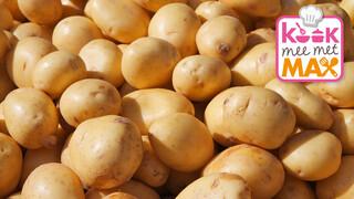 Kook mee met MAX Aardappelsalade met gebakken kabeljauw