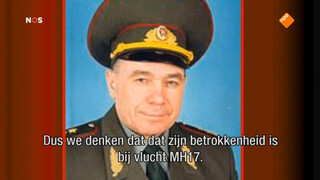 'Gezochte MH17-man is hoge Rus'