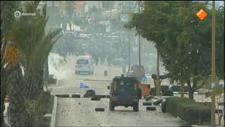 Duizenden Palestijnen betogen om 'Jeruzalem'