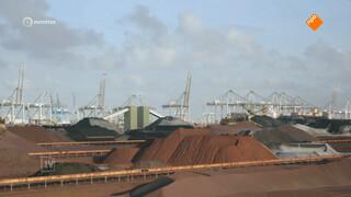 'Rotterdam is de zwartste stad van Noordwest-Europa'