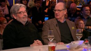 Sinan Can, Philip Freriks, Maarten van Rossem, Yvo van Regteren Altena