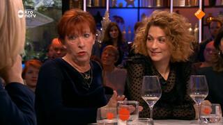 Eva van de Wijdeven, Jelka van Houten en Loes Luca over de komedie Huisvrouwen bestaan niet