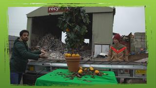 De Buitendienst Van Nieuws Uit De Natuur - Afvalrace: Hoe Bouw Je Zonder Afval?