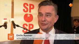 Lilian Marijnissen volgt Emile Roemer op als fractievoorzitter SP