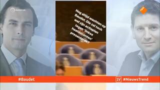Thierry Baudet onder vuur: 'Hij was wéér niet bij een debat'