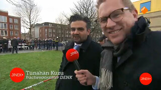 Wat gebeurde er in Rotterdam? Jaïr neemt een kijkje.