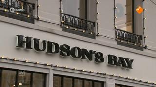 Toekomst warenhuizen Hudson's Bay onduidelijk