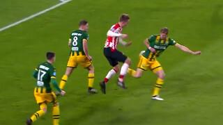 Samenvatting PSV - ADO Den Haag