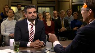Joost Eerdmans versus Tunahan Kuzu