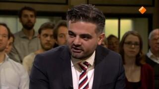 Buitenhof - Joost Eerdmans, Tunahan Kuzu