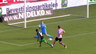 Samenvatting Sparta - Feyenoord