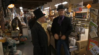 Victoriaans kerstwonderland tijdens het Deventer Dickens Festijn