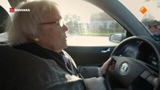 Ouderen achter het stuur
