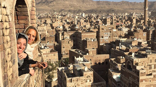 Floortje naar het einde van de wereld: Jemen
